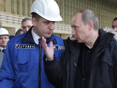 Путин идод
