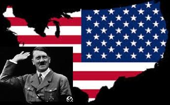 Гитлер США !!!!!!!!!!