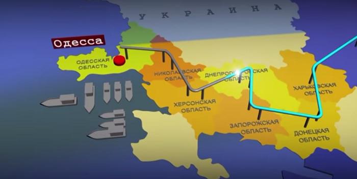 труба в Одессу 2