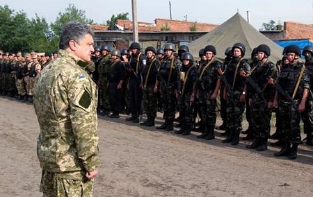 мобилизация от порошенко