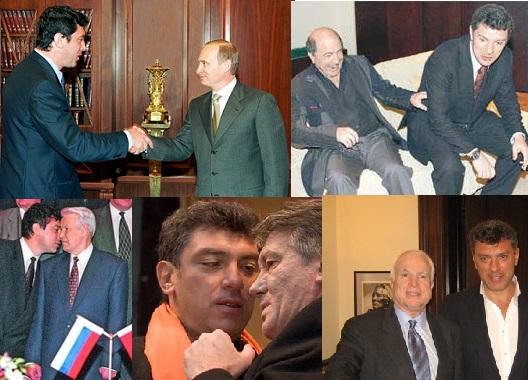 Немцов политпроституция