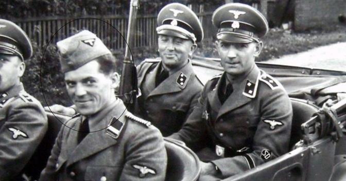 Иозеф Туск 1944 г