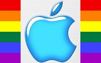 флаг и яблоко 4