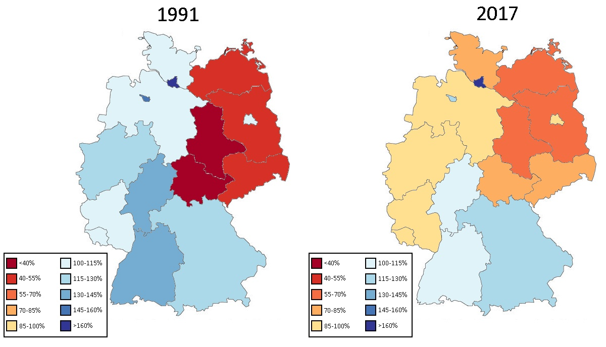 Две Германии по-прежнему две, успехи американской пропаганды и уровень убийств