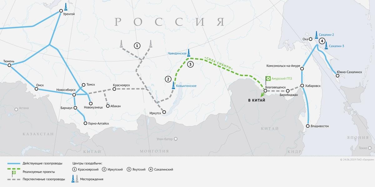 Сила Сибири, мост через Амур и почему российские женщины изучают китайский