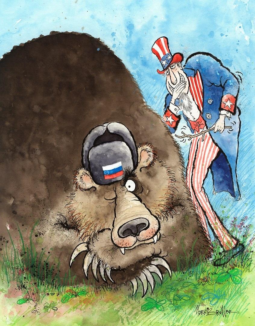 Десять лет роста России и страданий Америки
