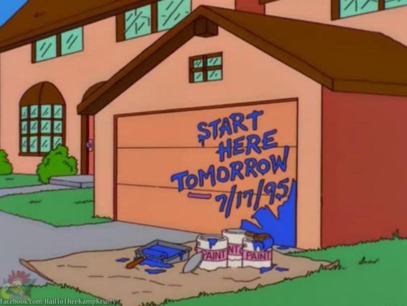 Завтрашний Гомер