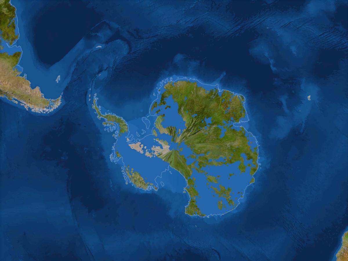 Потепление в Антарктиде, отрицательная цена на энергию и кому достанутся