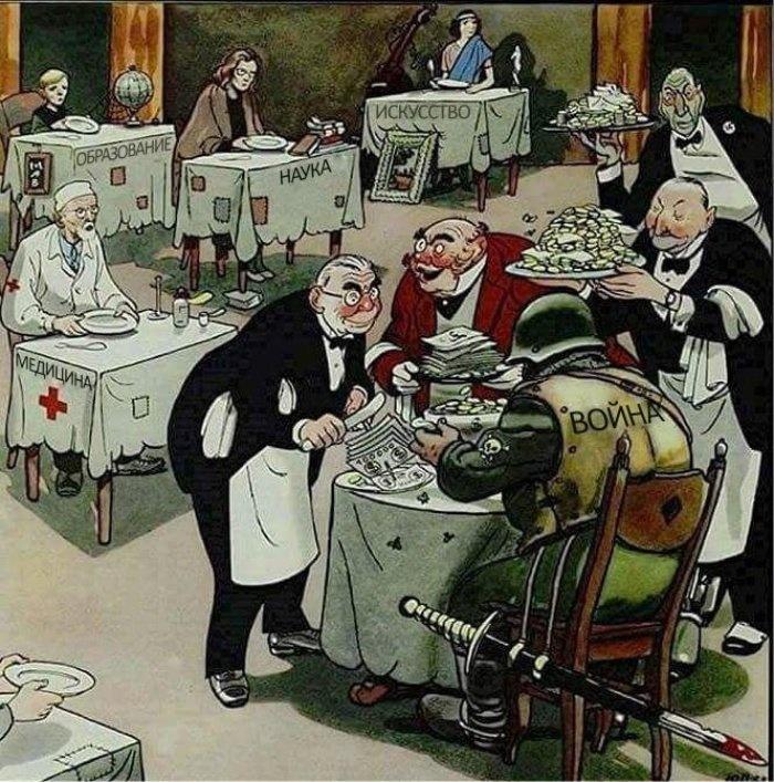 Почему на медицину тратят больше, чем на оборону