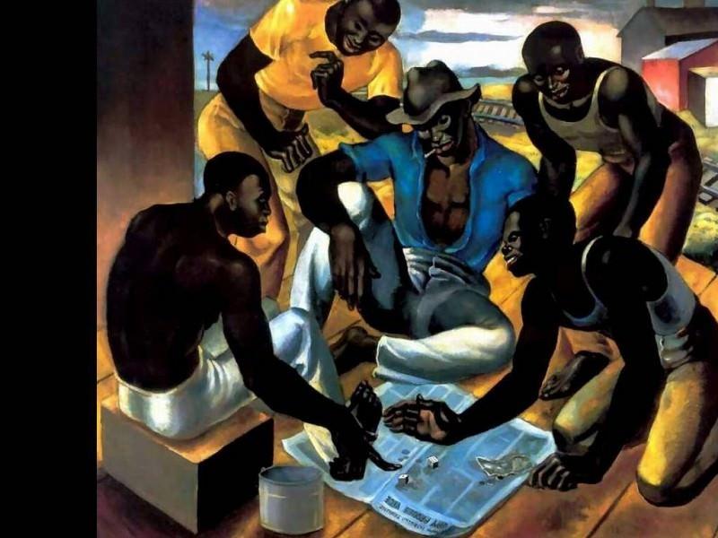 Чем отличаются негры от афроамериканцев