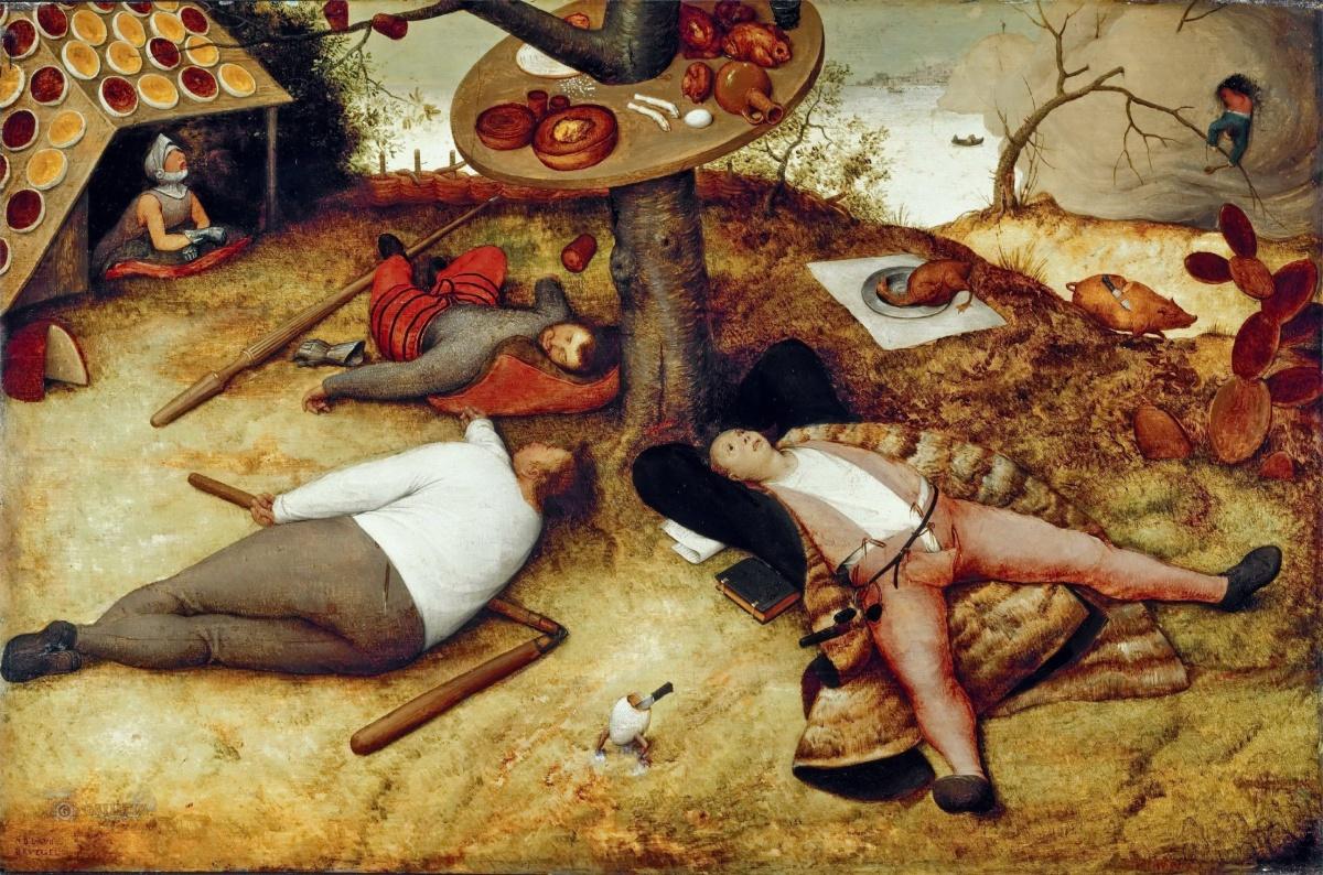 Америка скатывается в средневековье