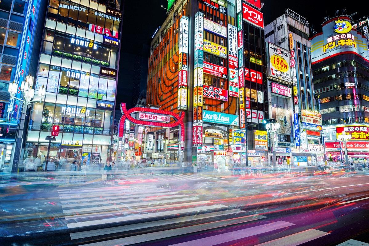 Как пожилой японец проводит время на пенсии