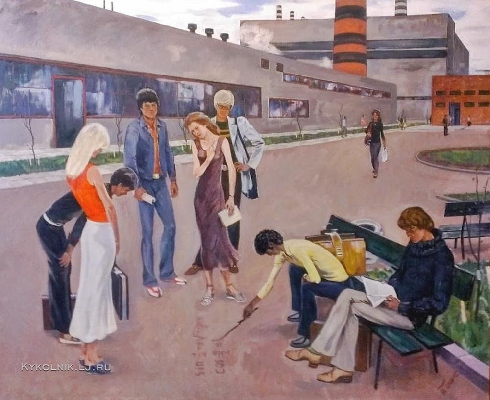 Обучение по заказу, недовольные студенты и репетиторы в СССР