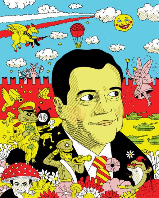Почему предали Медведева
