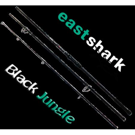 удилище карповое eastshark black jungle
