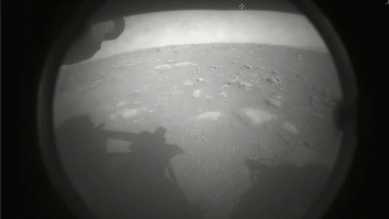 Снимок NASA