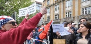 исламофобы в мюнхене
