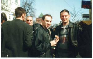 С Лукичём в Нижнем Новгороде