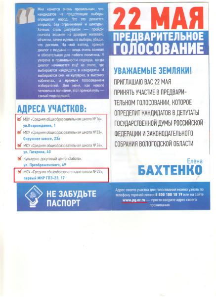 Тот неловкий момент, когда праймериз «Единой России» нарушает федеральный закон