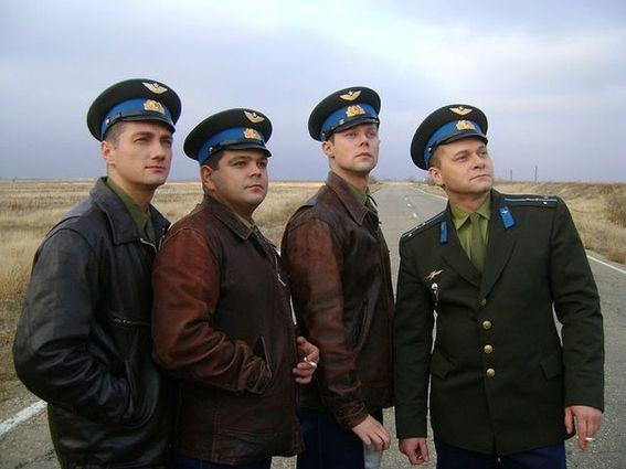 Космонавты2