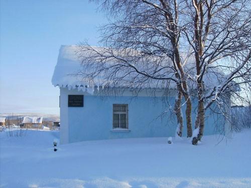 Дом Гагарина в заполярье