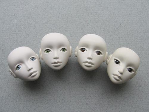 Как сделать глаза для куклы фото 307