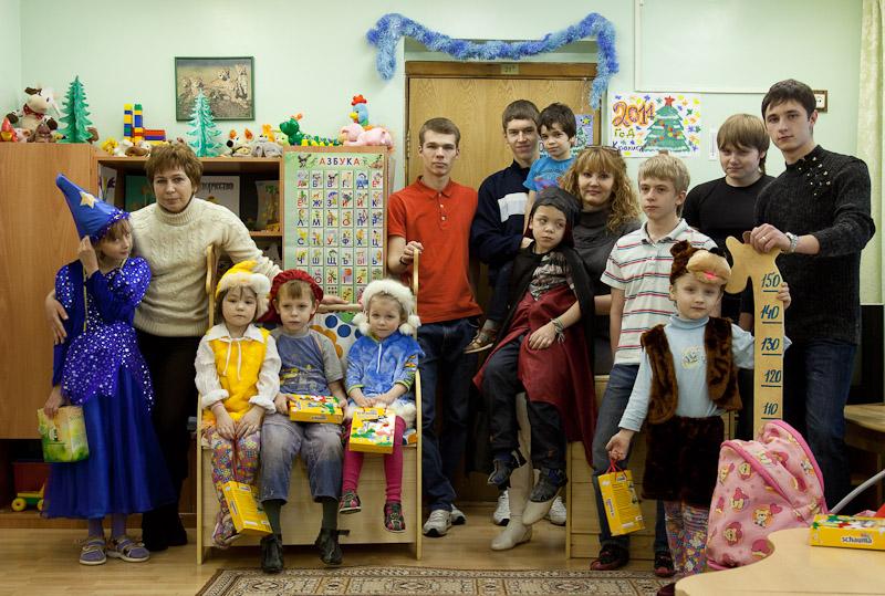 """В приюте """"Ховрино"""" 01, фото А. Олевского"""