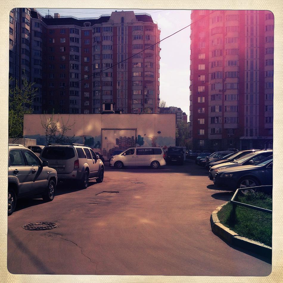 Солнечные зайцы 1, фото А. Олевского