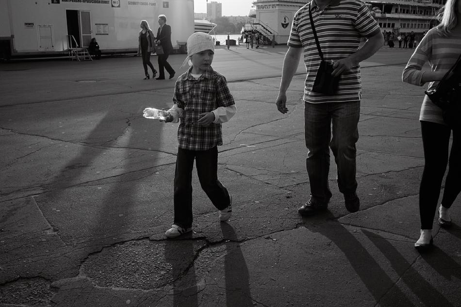 Вода, фото А. Олевского