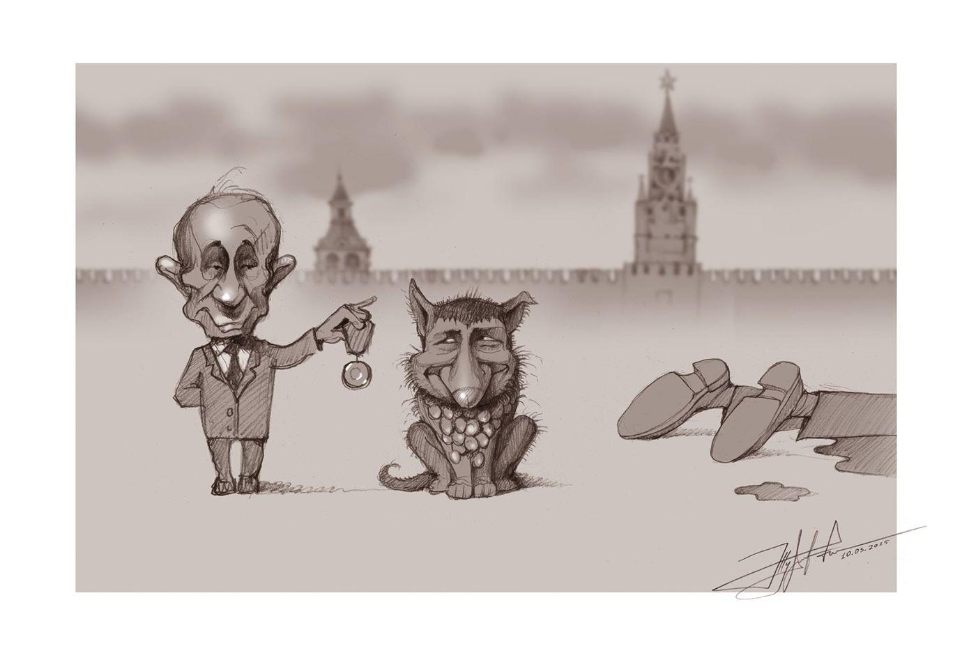 План Кремля в деле Немцова: в любой непонятной ситуации обвинять чеченцев, - The Globe and Mail - Цензор.НЕТ 3939