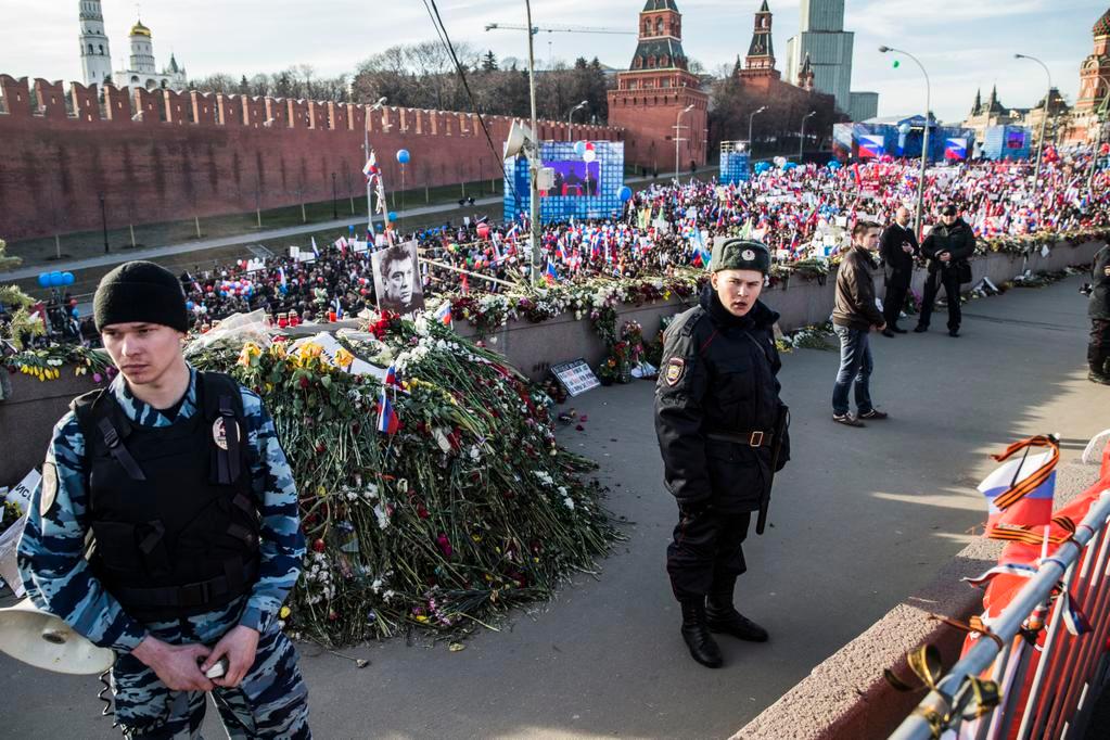 Немцов.18.03.15.мост