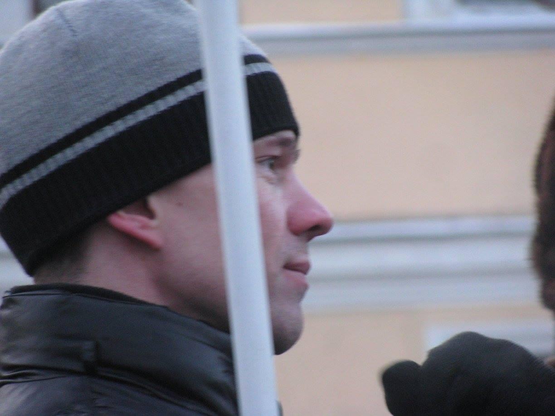 Ильдар Дадин. Л.Сизова