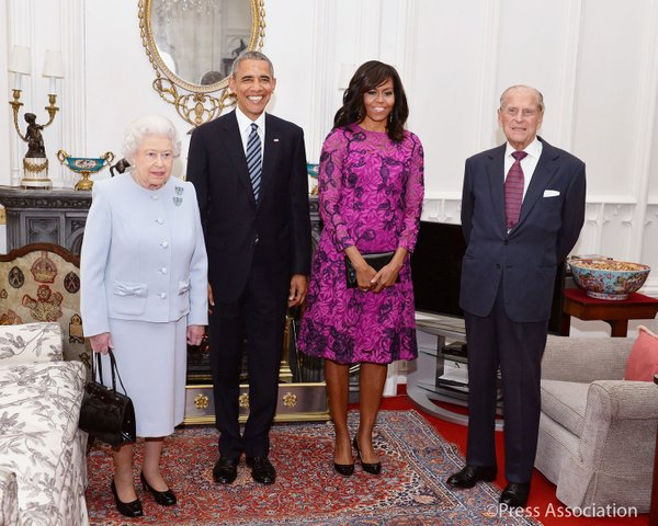 Королева.Президент.01