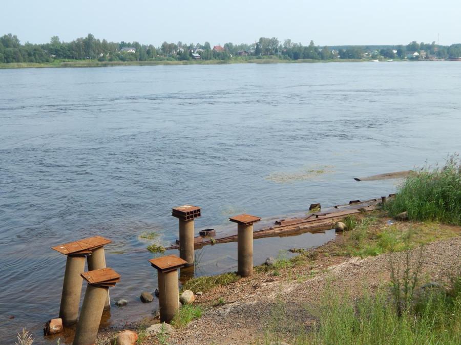 рыбалка на неве у ладожского моста