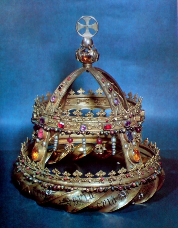 Crown of King Martin of Sicily and Aragon