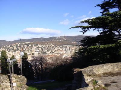 Вид из цитадели