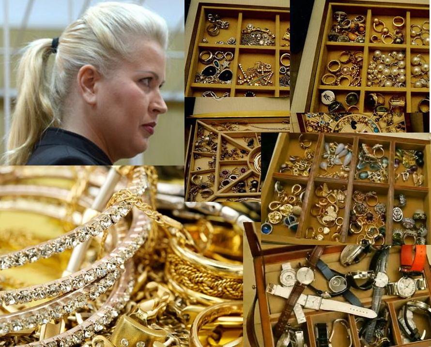 Шлюшное золото