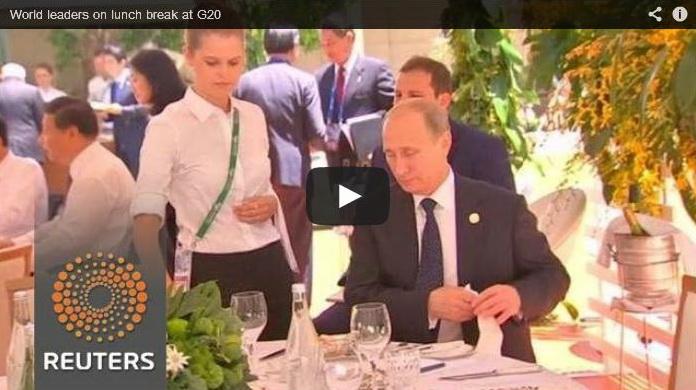 Лидеры G20 договорились о шагах, способствующих экономическому росту - Цензор.НЕТ 946