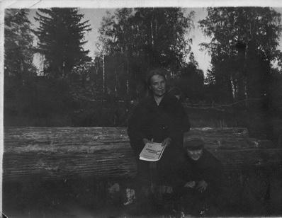 Мама с бабушкой (А.К,)