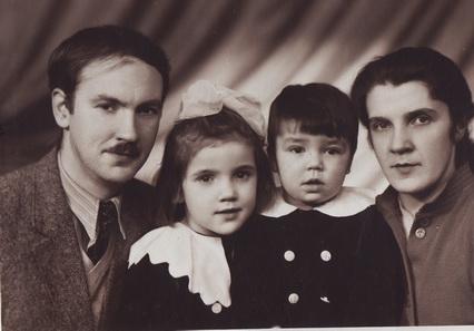 Семья, 1960