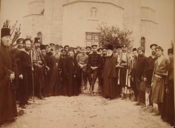 Прадед в Иерусалиме