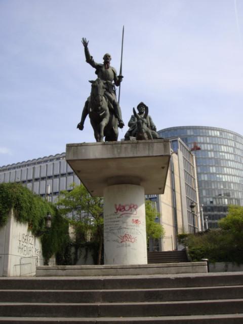 Испанская пл., Брюссель