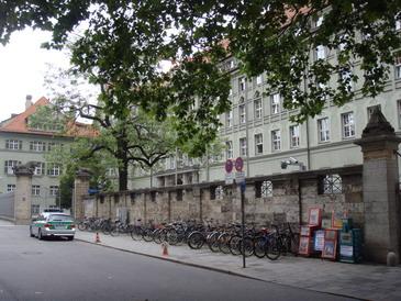 МВД Мюнхена