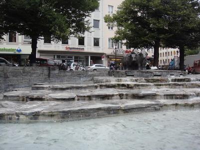 Водопой в Мюнхене