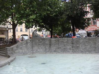 Водопой в Мюнхене1