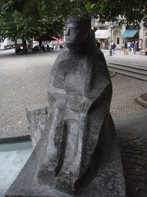 Водопой в МюнхенеПастух