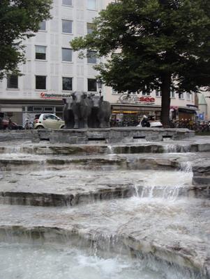 Водопой в МюнхенеПастух1