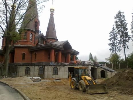 Церква в Юкках