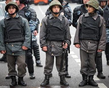 нерусские полицаи