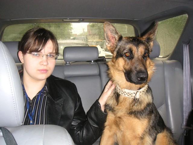 Катя и Веня лето 2006
